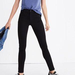 Madewell Black Roadtripper Jeans 29T